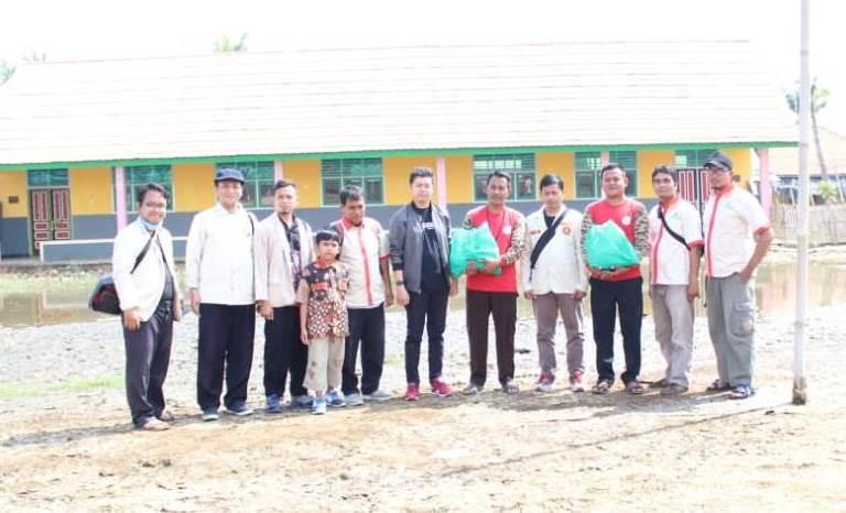 PDPM Kabupaten Bekasi Bantu Korban Banjir Rob 2