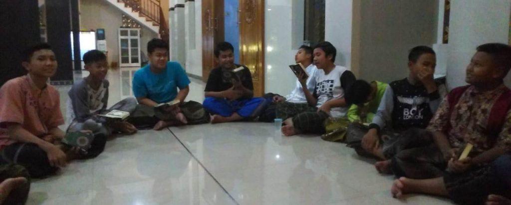 Bidang Pendidikan Kader PRPM Gunungsari Bidik Usia Dasar Program Qur'ani-Literasi 1