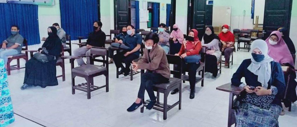 Rapotan Mamumtaza Protap Kesehatan, Gelombang 3 PPDB Ada Kuota 2