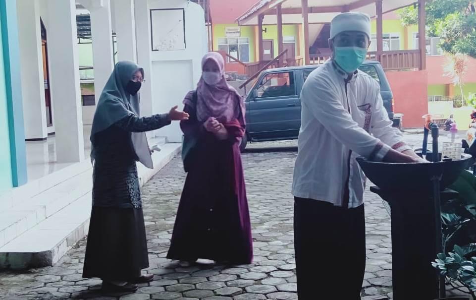 Rapotan Mamumtaza Protap Kesehatan, Gelombang 3 PPDB Ada Kuota 1