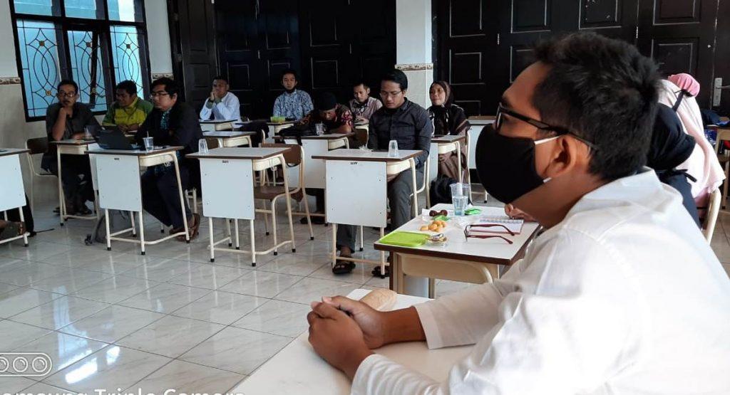 Dewan Guru Matsamutu Raker Bahas Lima Hal Urgent 1