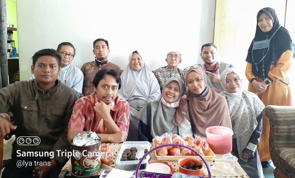 Kasek-Dewan Guru Matsamutu Sowan Sesepuh Mohon Doa Restu Tahun Ajaran Baru 1