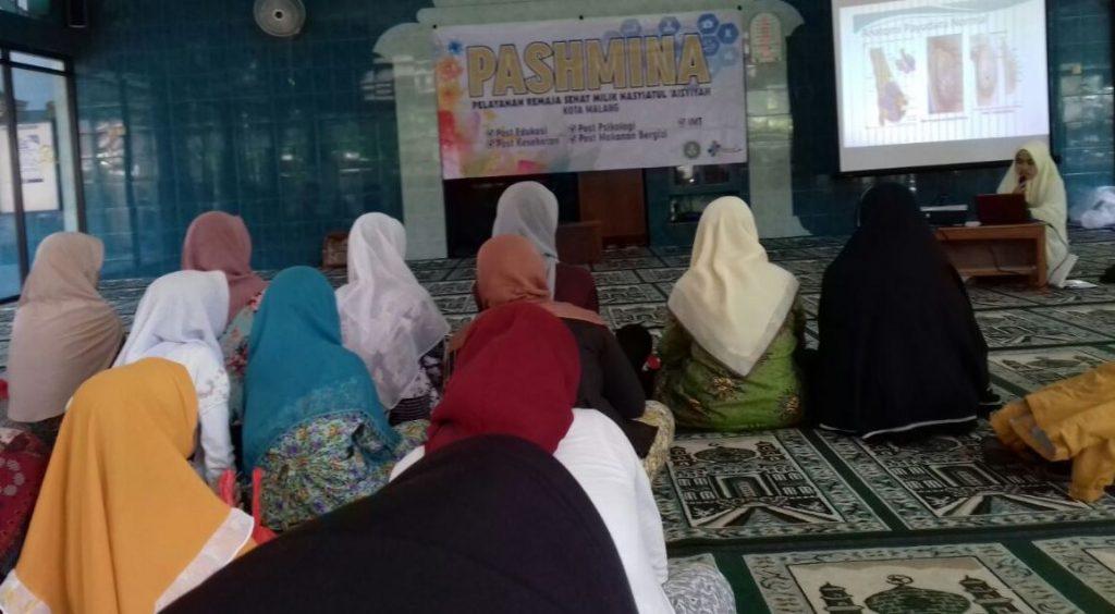 Pashmina-Paralegal PD Nasiyatul Aisyiyah Kota Malang Siap Profesional 2