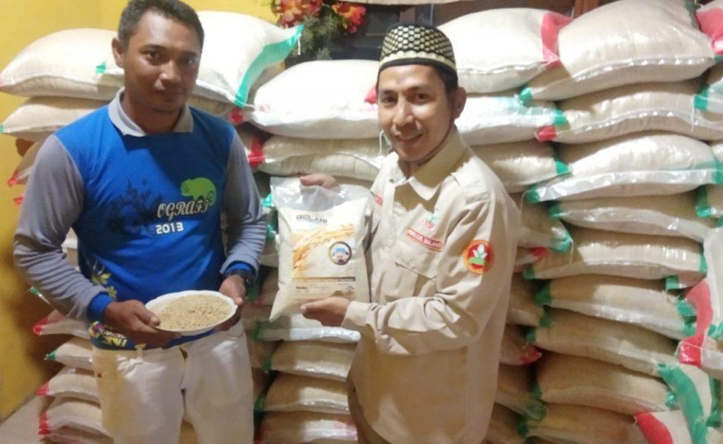 PCM Karlos Borong Beras-Telur Fastco Mart Indonesia 1