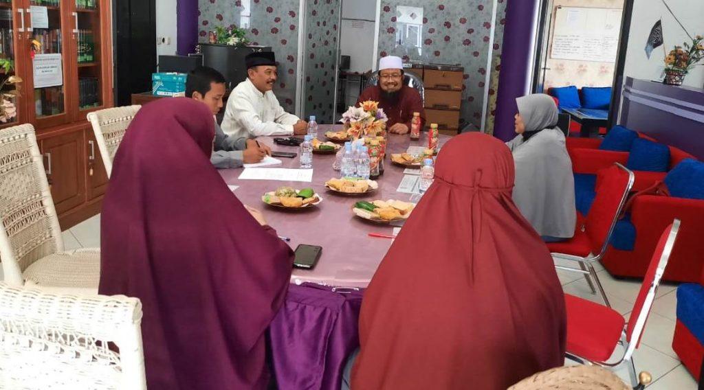 SMAMSA-Ponpes Al Firqah An Najiyah Penjajakan Kelas Tahfidz 1