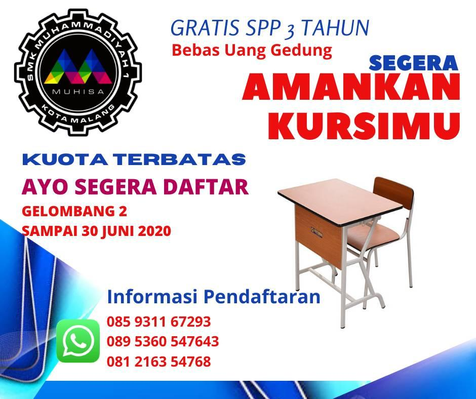 SMK Muhisa-Polresta Malang Mitra Kerja Bengkel TEFA 1