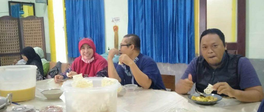 Rapat Guru SMK Muda Bahas Siswa Baru, Lanjut Tradisi Syawal Bersama Matsamutu 1