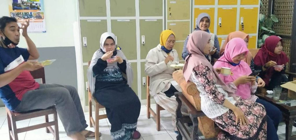 Rapat Guru SMK Muda Bahas Siswa Baru, Lanjut Tradisi Syawal Bersama Matsamutu 2