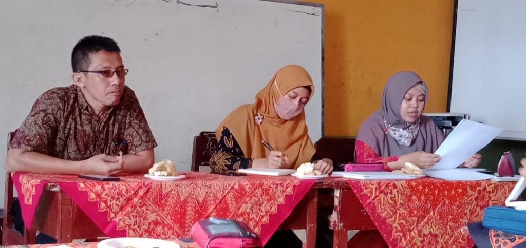 SMP Muhasa Gelar Bincang Syawal, Paparkan Program Pendidikan Pada Warga Sekitar 1
