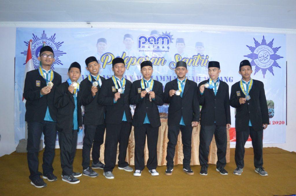 Selain Wisuda, Panti Asuhan Muhammadiyah Beri Apresiasi Santri Prestasi 2