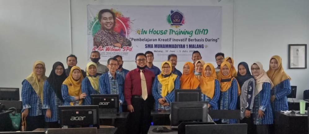 Guru SMAMSA Latihan Medsos Program Pendidikan 1