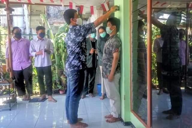 PKM Poltekkes Kemenkes 2020 Sukses Latih Relawan RBA Tentang Makanan Sehat-Gizi Seimbang 2