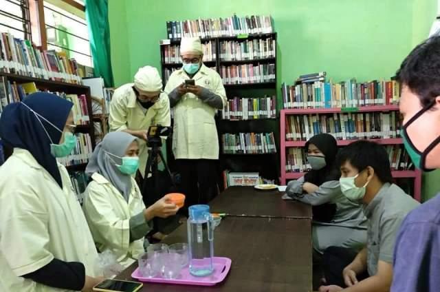PKM Poltekkes Kemenkes 2020 Sukses Latih Relawan RBA Tentang Makanan Sehat-Gizi Seimbang 1