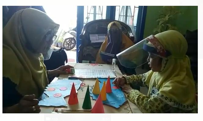 Guru ABA 3 Kota Malang Sepekan 3 Kali Home Visit Siswanya 1