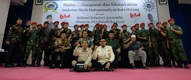 Dedikasi Pada Negara Tinggi PDPM Kota Malang Gelar Rapimda 1