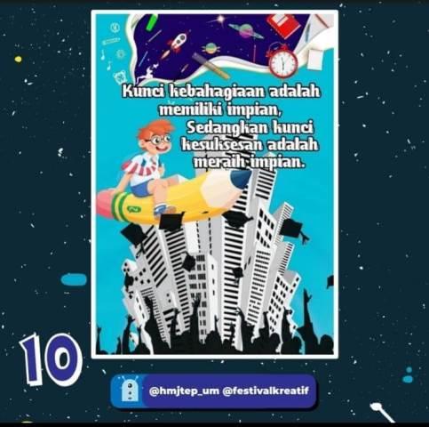 Bukan Malin SMK Muda, Raih Winner Short Film 1