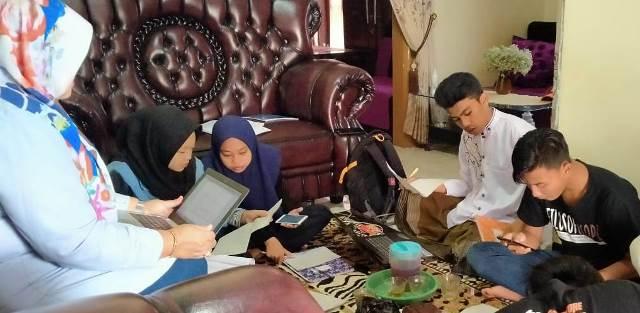 Home Visit Perpajakan, Prodi Akuntansi SMK Muda Bedah Dua Pasal 1