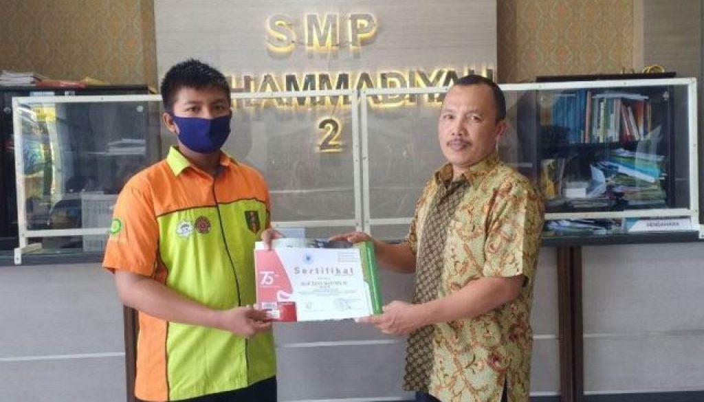 SMPM 2 JUARA AAA