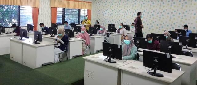 Mahasiswa Ners FIKES UMM Lulus UKNI 100 Persen 1