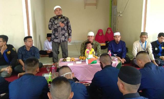 Melalui Olahraga 2 Ponpes Jalin Ukhuwah Islamiyah 1