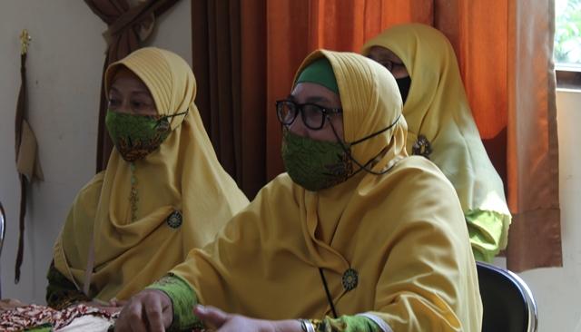 PDA Kota Malang Bagi Ribuan Masker, Sembako-Bibit Sayur 2