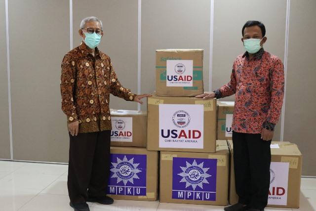 USAID-MPKU Bantu RSI Aisyiyah Mentari Covid 1