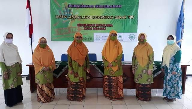 SSR TB Care Aisyiyah Bentuk Komunitas TB Kotalama Malang 2