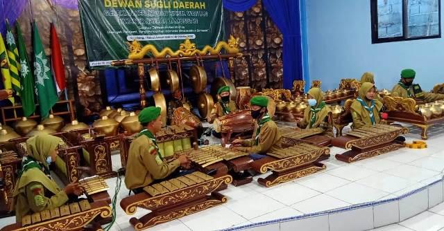 Langgam Jawa Warnai DSD Hizbul Wathan Kwarda Lamongan 1