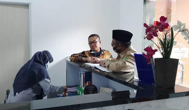 Matsamutu Layanan PTSP Madrasah Terpadu 1
