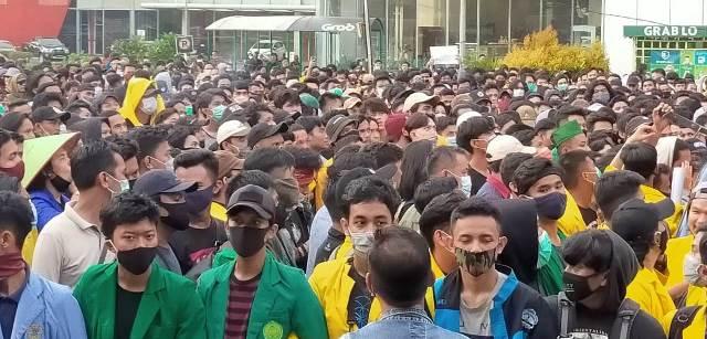 Usai AMPERA Turun Jalan, Siap Kawal Judicial Review UU Cipta Kerja 2