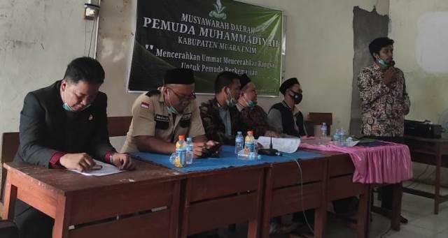 PDPM Muara Enim Gelar Musyda, PCPM Gelumbang Beri Dukungan 2