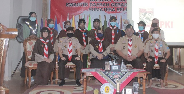 Pramuka UIN Raden Fatah, Diskon Film G30S PKI 2