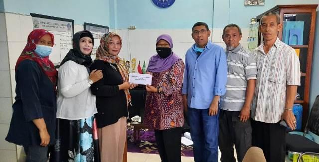 Alumni SMAMSA Turun Gunung Bantu Ma'had Mbah Bedjo 1