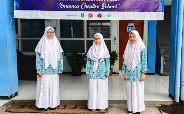 Unggul 10 Poin SMAMSA Juara Simulasi Bahasa-Sastra Nasional 2