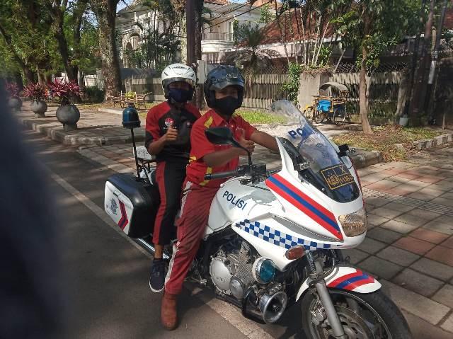 Bengkel TEFA SMK Muhisa Dipuji Direktur SMK Kemendikbud RI- Dipercaya Polisi 1