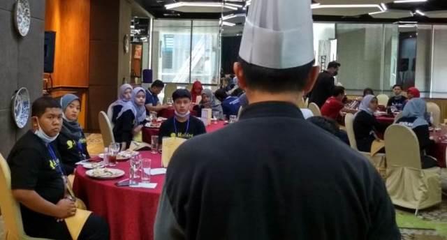 Siswa Wirausaha SMK Muhisa Lirik Potensi Kuliner-Barista 1