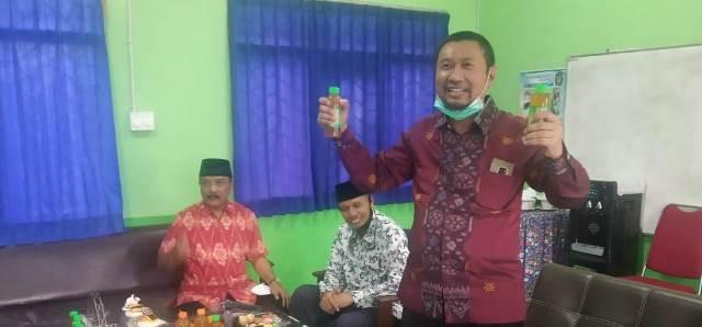 Direktur Pembina SMK Kemendibud Beri Jempol SMUD's 1
