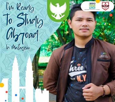 Hari Santri Ustadz Sidik Dapat Beasiswa S1 Malaysia 2