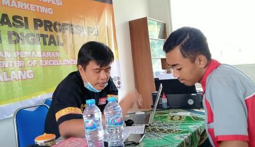 Guru-Siswa BDP SMK Muda Raih Sertifikat Kompetensi LSP P3 BNSP Tingkat ASEAN 2