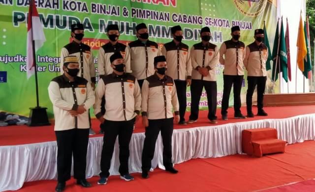 PCPM Binjai Gelar Up Grading-Raker Bahas Program Bidang 1