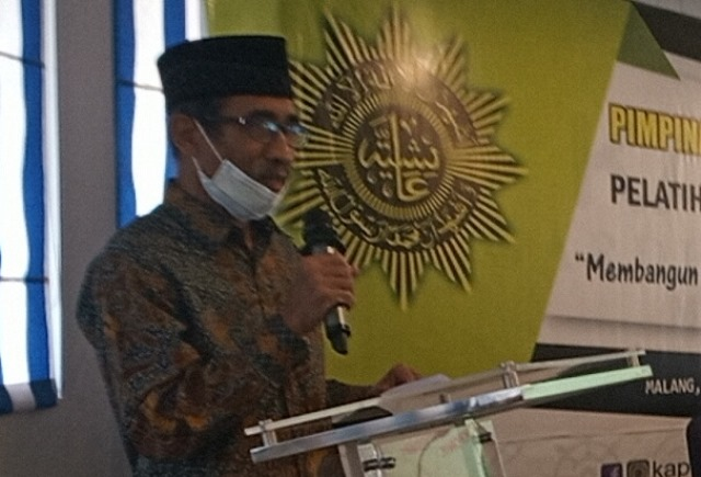 Pelatihan Hidroponik PDA Kota Malang Sebagai Respons Perubahan Lingkungan 1