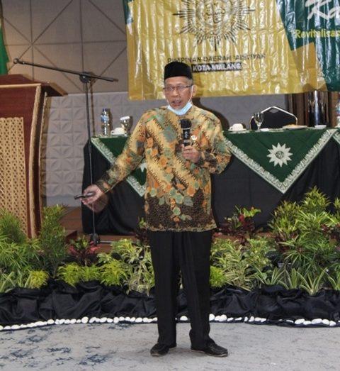 Sesepuh Persyarikatan Beri Wejangan Peran Ideologi Muhammadiyah Konteks Bangsa 1