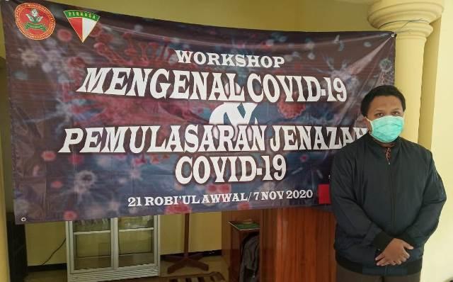 Gandeng Tim Covid RSI Aisyiyah, PDPM Kota Malang Gelar Workshop Inilah Aku 1