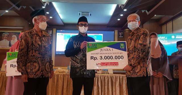 Guru SD Mugres Juara Satu Lomba Dai LDK PWM Jatim 2