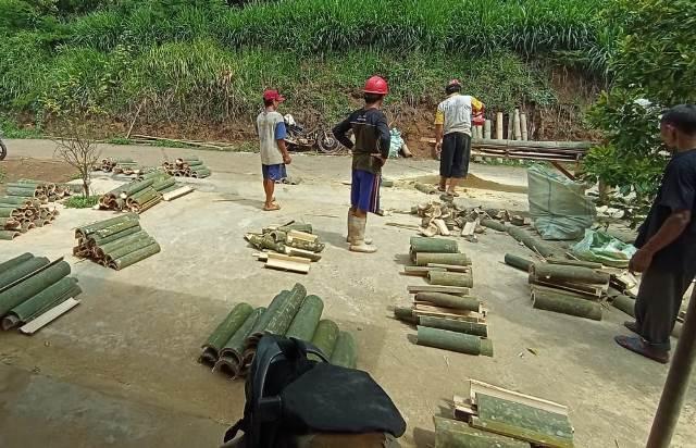 Tim Ekonomi YBMBRI Kanwil Malang Monev-Pendampingan Mustahik Biting Kasembon 1
