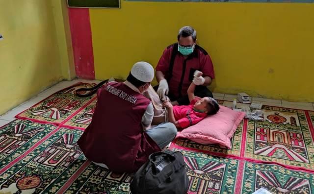 Milad Muhammadiyah 108, PDM Kota Langsa Santuni Ratusan Yatim Piatu-Khitanan Massal 2