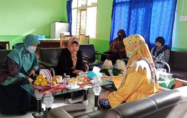 Arbaiyah Blusukan SMK Muda Temukan Mutiara 1