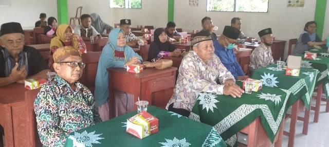 Apriadi Jabat Kasek MTs Pancawarna Way Serdang 2
