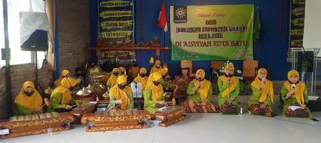 PCA Bumiaji Kota Batu Dakwah Kultural, Bentuk Karawitan Nyai Walidah 2