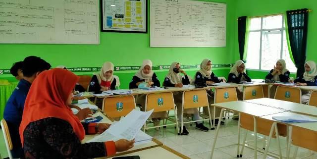 Siswa Prodi Akuntasi SMK Muda CoE Proses Sertifikasi Profesi 1
